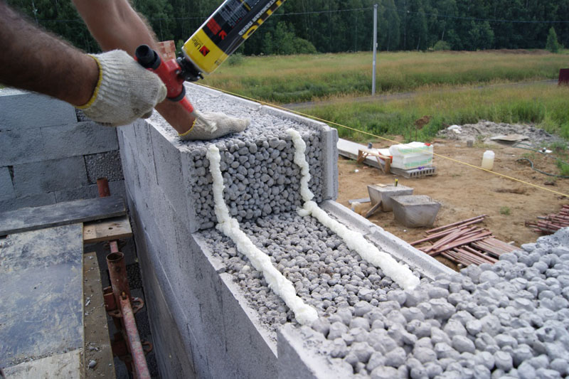 Проектирование частных домов из блоков